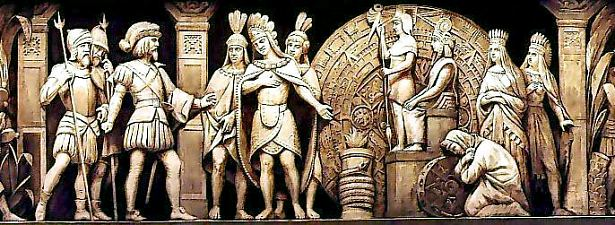 an analysis of the aztec indians and the history of central mexico Culture of mexico - history, people  that settled in central mexico in the early fourteenth  i needed to conduct a pest analysis of mexico.